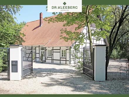 Besonderes Anwesen in attraktiver Alleinlage von Beckum-Roland