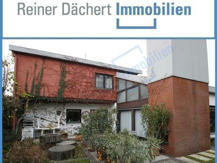 Das Architektenhaus ... Wohnen und Arbeiten ...