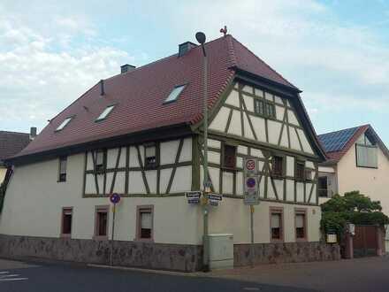 Liebevoll renoviertes Fachwerkhaus