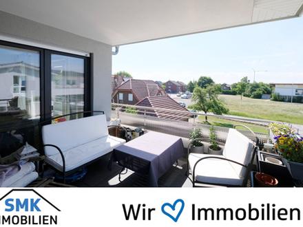 Schöner Wohnen: Penthousewohnung mit Dachterrasse und Garage!