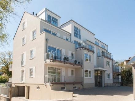 Hochwertige 3,5-Zi.-Wohnung mit zwei Dachterrassen und Loggia