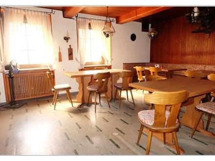 +++ Alteingesessenes Pension- und Gasthaus mit Gastronomie +++