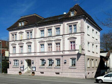 Historisches Hotel in der Kur- und Bäderstadt Bad Saulgau