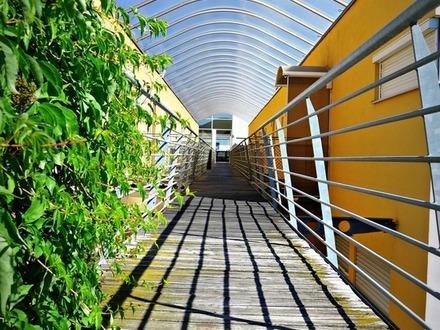 Treppenhaus im 2.OG