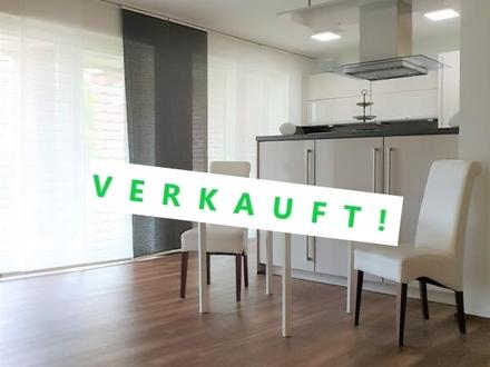 Moderne ebenerdige Eigentumswohnung im Herzen von Papenburg