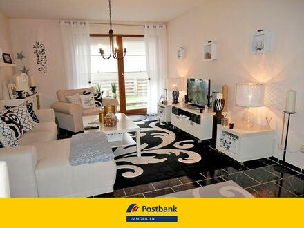 Gepflegte 3-Zimmer Wohnung mit Fußbodenheizung und Tiefgarage in Premium-Lage!