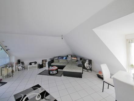 Top gepflegte Maisonettewohnung in ruhigem Wohngebiet - solide vermietet!