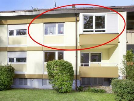 3-Zimmer-Wohnung in kleiner Einheit am Goldberg