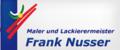 Maler und Lackiermeister Frank Nusser