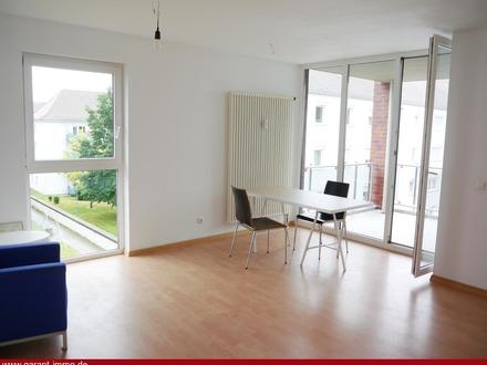 Helle, stufenlose 3 Zimmer-Wohnung mit Süd/West-Balkon