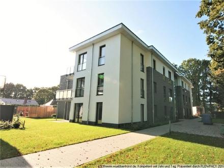 2-Zimmer-Seniorenwohnung mit Service-Wohnen in Metjendorf
