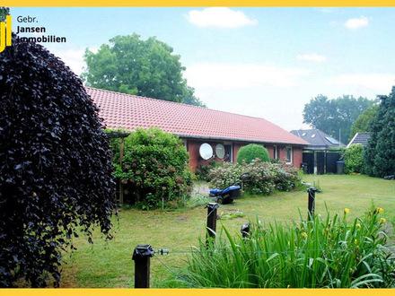 Ebenerdiges Wohnen nahe der Ems! Einfamilienhaus in Papenburg / Herbrum!