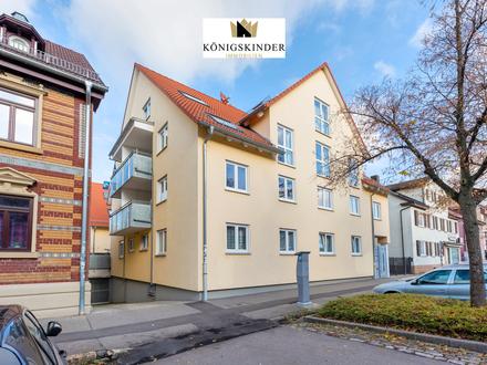 Modernes Wohnen im Herzen Ludwigsburgs: 3,5-Zimmer-Maisonette-Wohnung