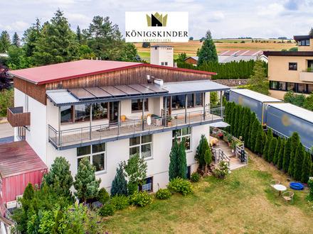 Exklusives Wohnen: Wohn- und Geschäftshaus in Weil der Stadt mit vielen Highlights!
