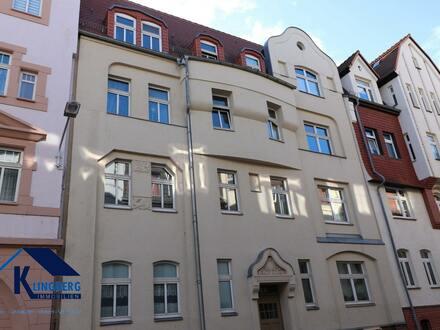 Zeitz - helle 3 Zimmer Wohnung mit Balkon
