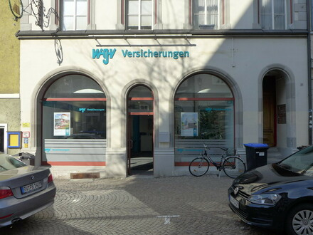 Ladenlokal in denkmalgeschütztem Gebäude in 1A-Lage von Leutkirch zu vermieten
