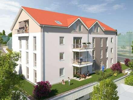 Familien Wilkommen - 4ZKB Neubauprojekt mit Garten Ludwigshafen Burgundenhof