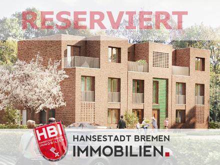 Worpswede / Kapitalanlage / Bötjerscher Hof - Großzügige Eigentumswohnung mit Süd-Balkon