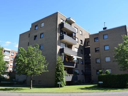 Schön aufgeteilte Eigentumswohnung in zentraler Lage von Sieker