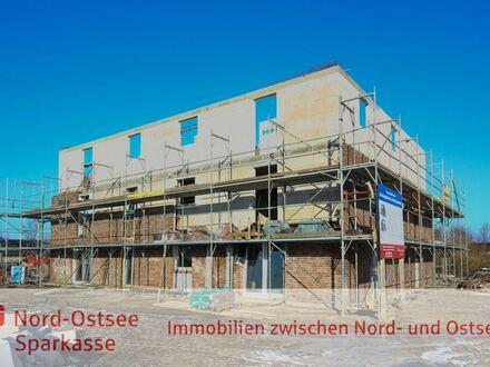 Neubau einer 2-Zimmer- Eigentumswohnung im 1. Obergeschoss mit sonnigem Westbalkon!