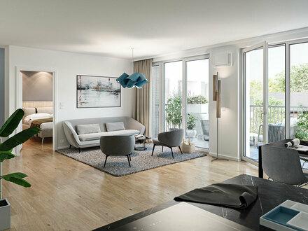 Schallmoos: 3 Zimmer Wohnung in zentraler Lage direkt vom Bauträger