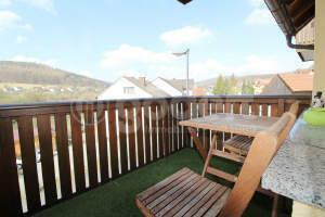 Schöne 3-Zimmer ETW mit zwei Balkonen!