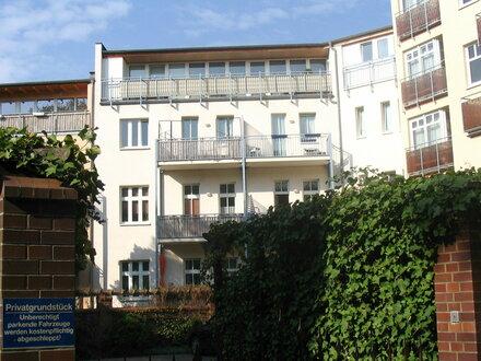 2-Raum-Wohnung mit Balkon in der südlichen Innenstadt! (WE10)