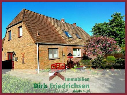 Schöne Doppelhaushälfte in Niebüll