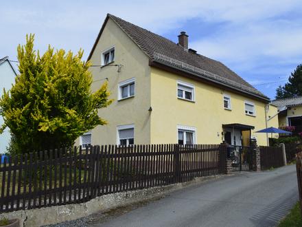 Schönes Einfamilienhaus in Mosel zu verkaufen!