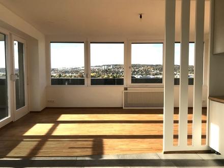 Schöne 3-Zimmer Wohnung in zentraler Lage in Erstbezug nach Renovierung