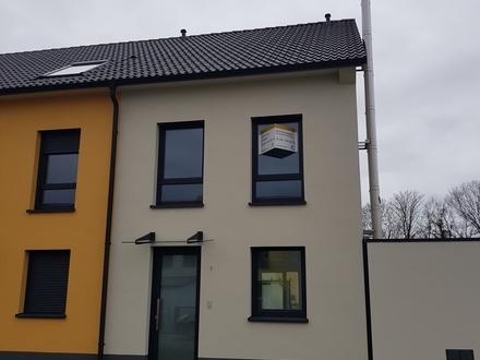 Jetzt zugreifen! Letztes 141m² Reihenhaus - 5 Zimmer inkl. Grundstück mit Weserblick - Besichtigung am 23. Oktober
