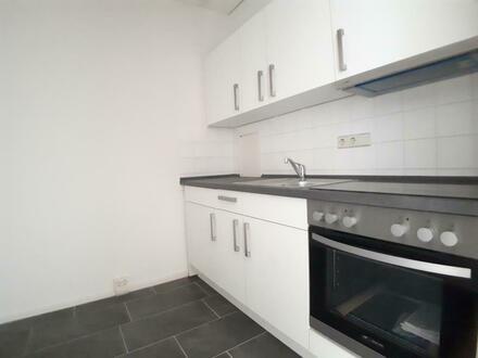 4-Raum-Wohnung mit Balkon und Einbauküche!
