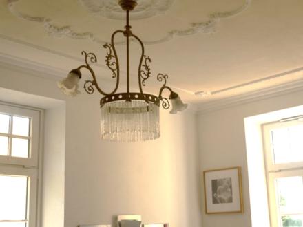 Repräsentative Räume mit Stilvollen Details
