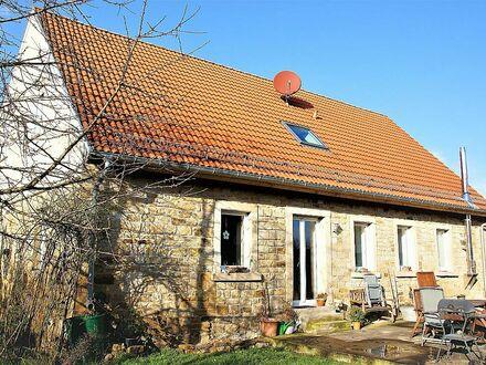 RB Immobilien - Kernsaniertes Einfamilien-Bruchsteinhaus, Doppelgarage, Carport, großes Grundstück, in Stein-Bockenheim.…