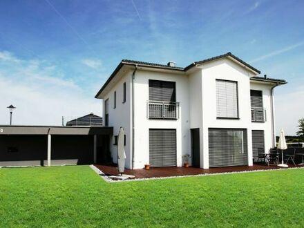 Einfamilienhaus mit sonnigem Grundstück in Aussichtslage ins Remstal am unverbaubarem Ortsrand