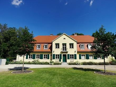 Herrschaftliches Wohnen am Fuße von Schloss Callenberg