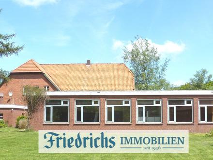 Gesamt-Wohn- u. Nutzfl. 648 m²! Gebäudekomplex mit div. Anbauten u. Nebengeb. nahe Bad Zwischenahn
