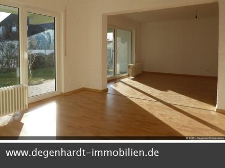 Helles 1,5 Zimmer-Apartment mit großer Terrasse und Kitchennette - Ideal für Pendler und Singles!