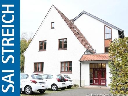 Eigenes Bürohaus direkt an der Eckendorfer Straße!