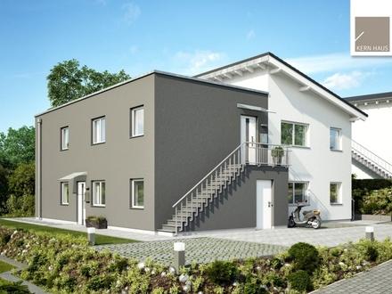 Massives Mehrfamilienhaus für 4 Parteien! (inkl. Grundstück & KfW55)