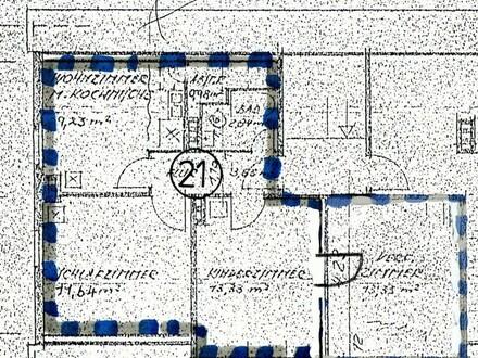 Helle 3-Zimmer-Wohnung im Doktorkamp 11 DG rechts Wolfenbüttel