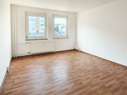 Mama, hier möchte ich wohnen! 4 Raum-Wohnung im Erdgeschoss