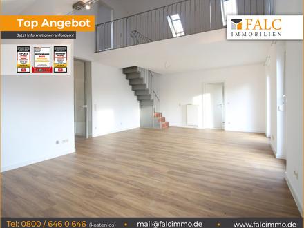 Große Galeriewohnung - mit Aufzug und Tiefgaragenplatz!