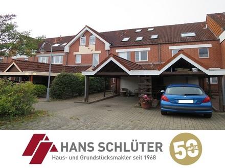 Großzügiges Reihenhaus in einer ruhigen Straße von Habenhausen!!
