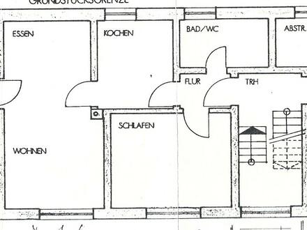 2 Zimmer Wohnung Plattling zentrumsnah
