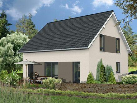 RB Immobilien - Massiv gebautes Einfamilienhaus in Wallertheim, mit kompakter Größe, ideal für die Familie!