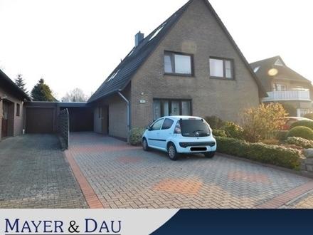 Bad Zwischenahn: Helle 4-Zimmer-Wohnung zentral gelegen, Obj. 4191