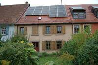 CO2-neutrales Heizen in einem Bauernhaus von 1681