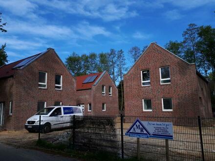 Drei Neubau –Einfamilienhäuser sind fast fertig!