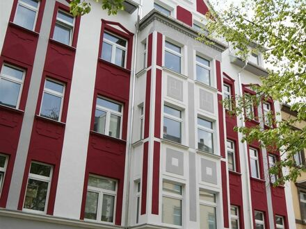 +++3-Raum-Wohnung in FRISCH SANIERTEM Haus+++